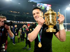 Dan Carter has announced his retirement from professional rugby (David Davies/PA)