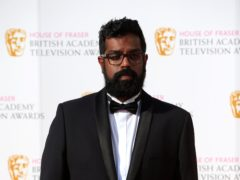 Romesh Ranganathan will become a drag queen in his new TV show (Jonathan Brady/PA)