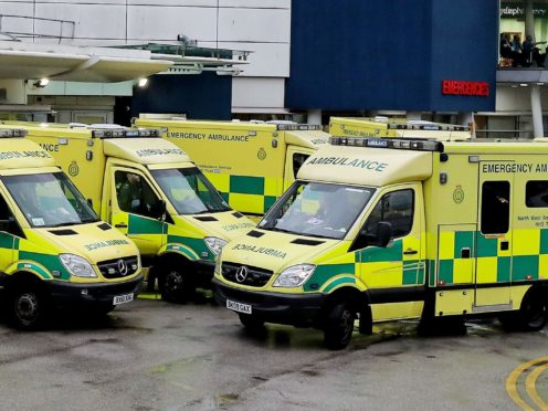 NHS Providers said the focus must be on data, rather than dates (Peter Byrne/PA)