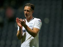 Ben Davies is set to leave Preston for Liverpool (Richard Sellers/PA)
