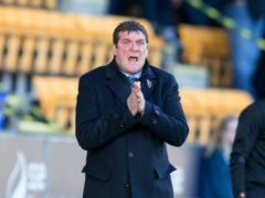 Tommy Wright is preparing for his first game as Kilmarnock boss (Jeff Holmes/PA)