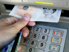Free-to-use cash machines are vanishing at an alarming rate, according to Which? (Gareth Fuller/PA)