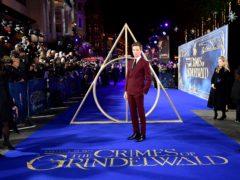 Eddie Redmayne attending the Fantastic Beasts: The Crimes of Grindelwald premiere (Ian West/PA)
