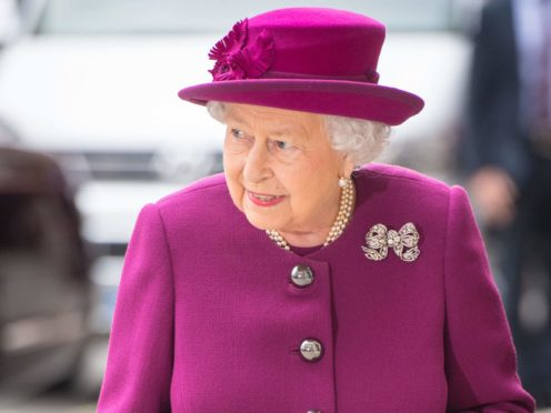 The past 12 months have been a period like no other for the Queen and country (Dominic Lipinski/PA)