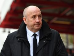 Accrington manager John Coleman has had to cope with injuries in his squad (Anthony Devlin/PA)