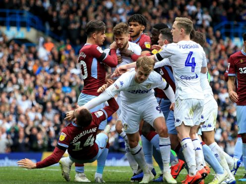Patrick Bamford has history with Aston Villa (Clint Hughes/PA)