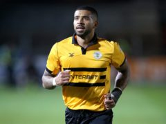Joss Labadie scored for Newport (Nigel French/PA)