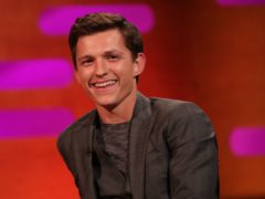 Tom Holland (Isabel Infantes/PA)