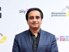 Sanjeev Bhaskar (Ian West/PA)