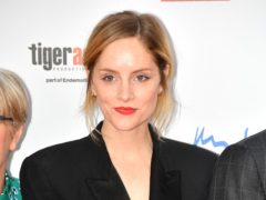 Sophie Rundle has announced she is pregnant (Jacob King/PA)