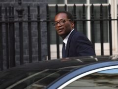 Business Secretary Kwasi Kwarteng announced the go-ahead for the new scientific research agency on Friday (Stefan Rousseau/PA)