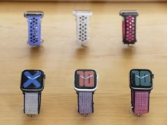 The Apple Watch will need to be close to the iPhone (Jonathan Brady/PA)