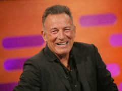 Bruce Springsteen delivered a plea for unity in America as he joined the A-listers appearing in star-filled Super Bowl adverts (Isabel Infantes/PA)