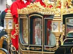 The Queen (Yui Mok/PA)