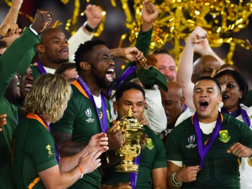 South Africa are the reigning world champions (Ashley Western/PA)