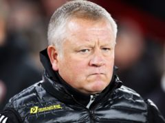 Sheffield United boss Chris Wilder has branded social media abuse 'cowardly, disgusting and inhumane' (Danny Lawson/PA)