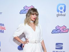 Taylor Swift has teased a surprise announcement to be made on Good Morning America (Ian West/PA)