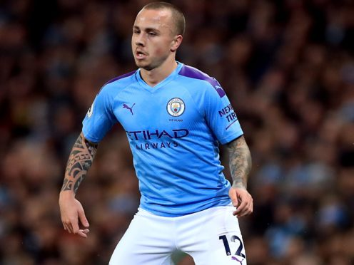 Angelino, who is now at Leipzig, failed to make an impact under Pep Guardiola at Manchester City (Mike Egerton/PA)