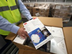 The Good Law Project called for a a judge-led public inquiry into the handling of PPE procurement (Andrew Milligan/PA)
