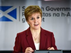 The First Minister said it was 'frustrating' to hear of potential breaches in sports (Jeff J Mitchell/PA)