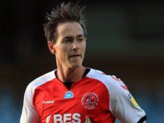 Josh Morris' penalty miss cost Fleetwood victory (Mike Egerton/PA)