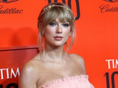 Taylor Swift has been sued by a theme park for trademark infringement over the title of her latest album Evermore (Greg Allen/PA)