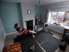 Exercising at home during lockdown is important but mistakes can be made, experts say (Nick Potts/PA)