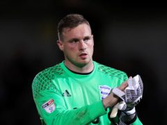 David Stockdale earned Wycombe a point (Mike Egerton/PA)