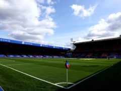 Selhurst Park is one of a host of sporting venues serving as vaccination centres (Richard Heathcote/PA)