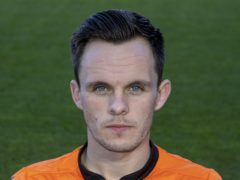 Lawrence Shankland scored twice for Dundee United (Jeff Holmes/PA)