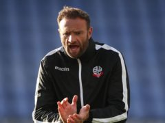 Ian Evatt wants more from his players (Nick Potts/PA)