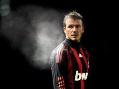 David Beckham owns a team in the MLS (Owen Humphreys/PA)