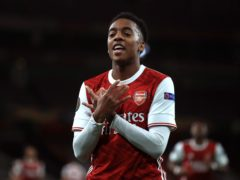 Arsenal midfielder Joe Willock will spend the rest of the season on loan at Newcastle (Adam Davy/PA)