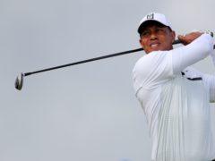 Tiger Woods (Richard Sellers/PA)