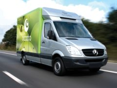 Ocado has revealed that annual earnings soared 69% higher as demand for online grocery shopping rocketed amid the pandemic (Ocado/PA)