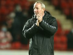 Charlton manager Lee Bowyer saw his side overcome Rochdale (Steve Paston/PA)
