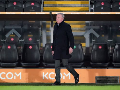 Portsmouth manager Kenny Jackett is set to return to the dugout after surgery (Zac Goodwin/PA)