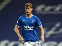 Rangers need to be at their best in Begium says Filip Helander (Andrew Milligan/PA)