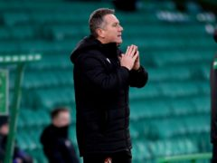 Dundee United manager Micky Mellon (Andrew Milligan/PA)