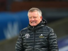 Sheffield United manager Chris Wilder did not agree with the club's decision to ignore his transfer recommendations (Clive Rose/PA)