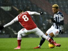 West Brom midfielder Grady Diangana has been battling a hamstring injury (Rui Vieira/PA)