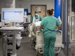 Reports at the weekend suggested ministers plan to centralise decision-making in the health service (Victoria Jones/PA)