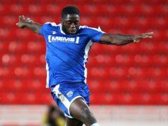 John Akinde scored for Gillingham (Nigel French/PA)