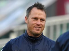 Newport manager Michael Flynn was pleased with the win over Grimsby (Simon Galloway/PA)