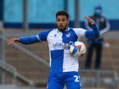 Jonah Ayunga struck twice for Bristol Rovers (Steven Paston/PA)