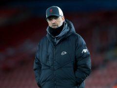 Jurgen Klopp insists he does not need a break (Adam Davy/PA)