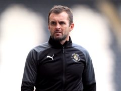 Nathan Jones saw his Luton side defeat Sheffield Wednesday (Mike Egerton/PA)