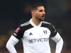 Fulham will continue to be without Aleksandar Mitrovic following his positive Covid-19 test (Mike Egerton/PA)