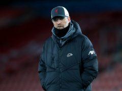 Liverpool manager Jurgen Klopp desperately needs to get his key midfielders back into position (Adam Davy/PA)