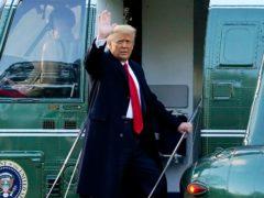 Donald Trump should not be allowed to receive classified intelligence briefings, his successor as president, Joe Biden, has said (Alex Brandon/AP)